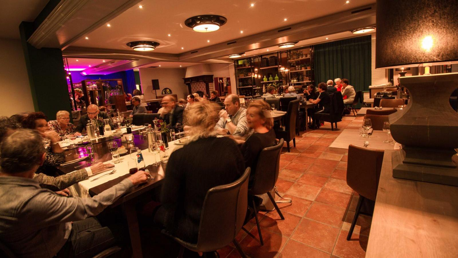 Restaurant Samen: When you will come to enjoy together?
